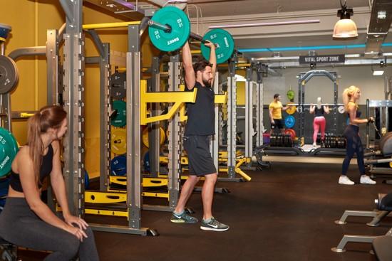 Vital Gym Sportzone