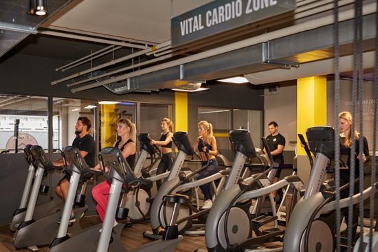 Vital Gym Cardio Zone